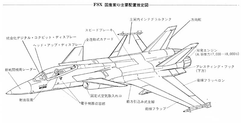 Brilliant Brief Explanation About Japanese Fighter Jet Project Wiring Digital Resources Funapmognl