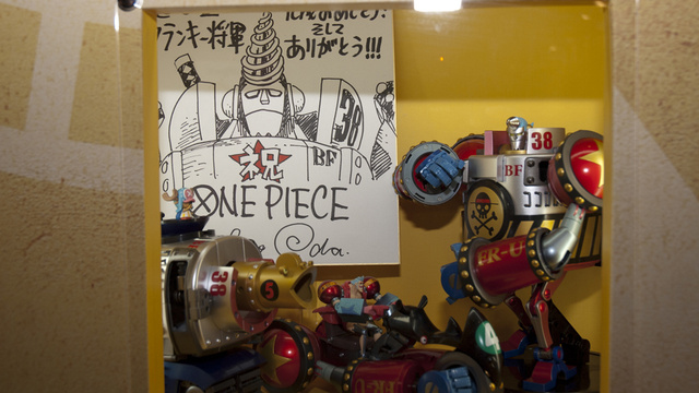 Look at Awesome Japanese Toys from Jump Festa. Look at Them!