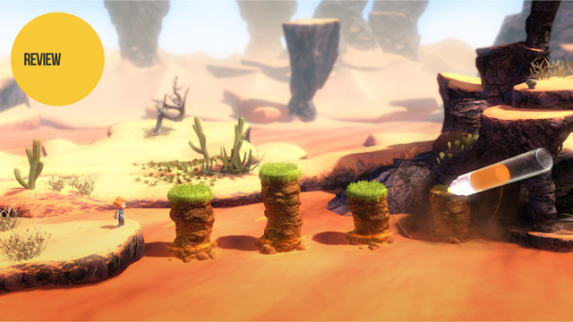 <em>​Max: the Curse of Brotherhood</em>: The <em>Kotaku </em> Review