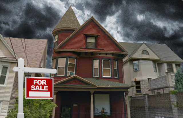 Ain 39 t afraid of no ghost this haunted house sale is for 13 floor haunted house in pa
