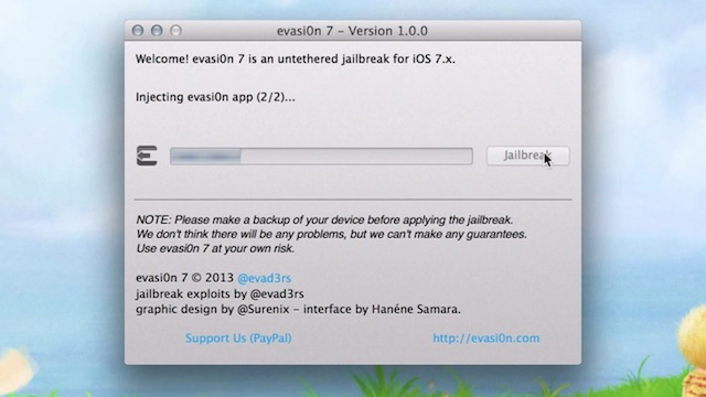 The iOS 7 Jailbreak Is Here [UPDATE: Hold Off for Now]
