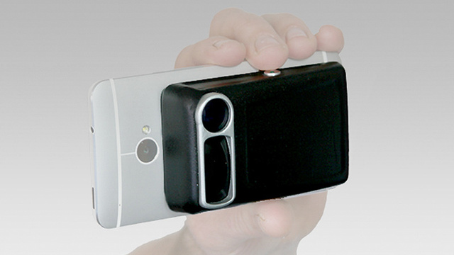 This Laser Smartphone Add-On Accurately Measures Everything In a Photo