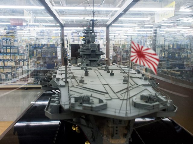 Check Out the Most Amazing Warship Models You'll Ever See