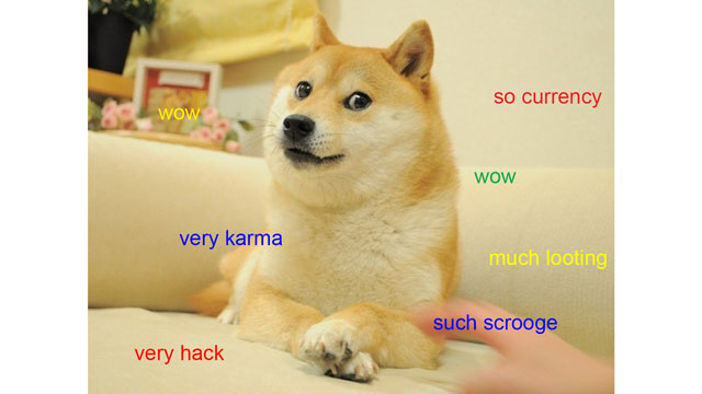 Millions of Meme-Based Dogecoins Stolen on Christmas Day