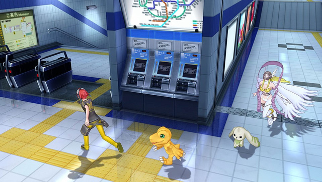 If Anything Can Make Me Love My Vita, It's Digimon