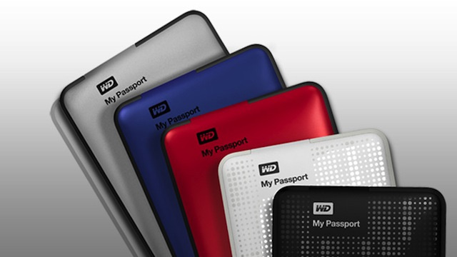 Five Best External Hard Drives