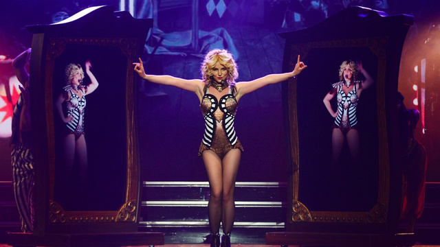 Britney Spears Began Her Career in Las Vegas Purgatory Last Night