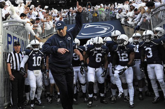 Reports: Texans To Hire Penn State's Bill O'Brien