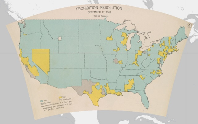 Spend hours clicking through this animated 1930s atlas of America