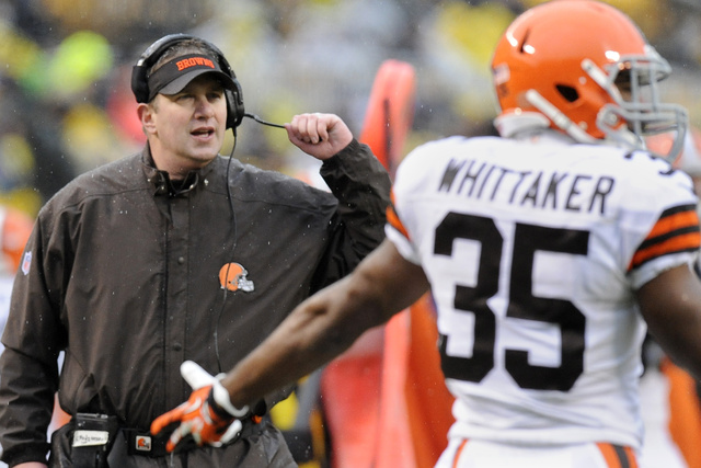 Whether Or Not Rob Chudzinski's Been Fired, Browns Players Are …