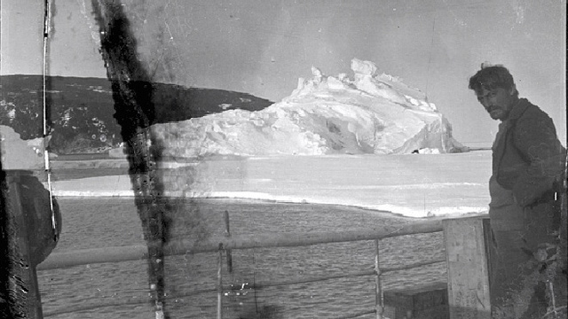 These 100 Year-Old Negatives Were Found Frozen in Antarctic Ice