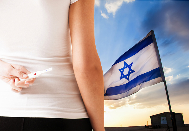 Israel Plans to Pay for All of Its Young Ladies' Abortions in 2014