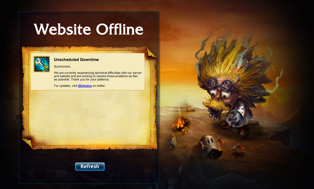 Hackers Claim Takedown Of Battle.net, League Of Legends, EA [UPDATE]