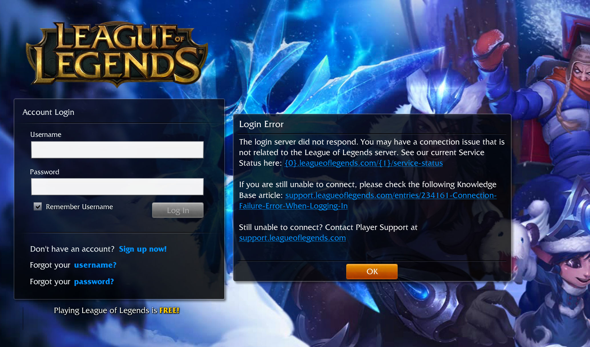 Hackers Claim Takedown Of Battle.net, League Of Legends, EA.com