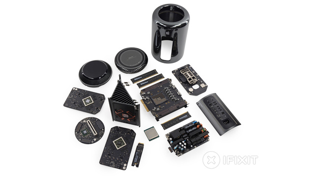 Mac Pro Teardown: An Apple Rig
