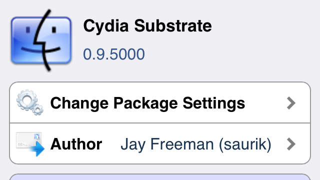 Mobile Substrate Updates for