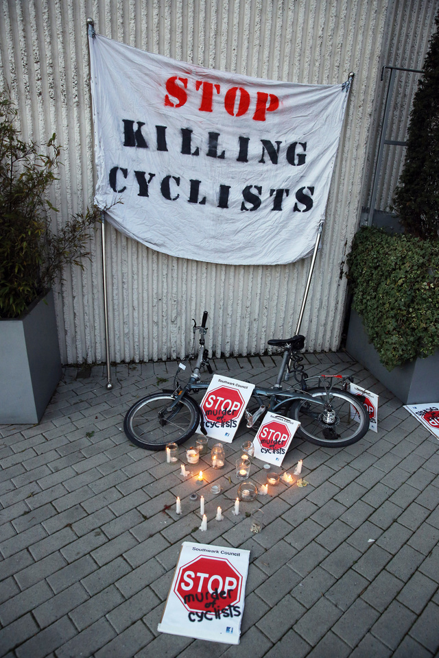 Can Radar and RFID Stop Drivers From Killing Cyclists?