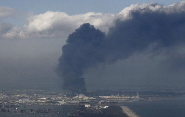 Radioactive Mystery Steam Over Fukushima Could Mean Another Meltdown