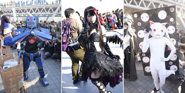 Comiket's Not Just About Comics. It's Also About Awesome Cosplay