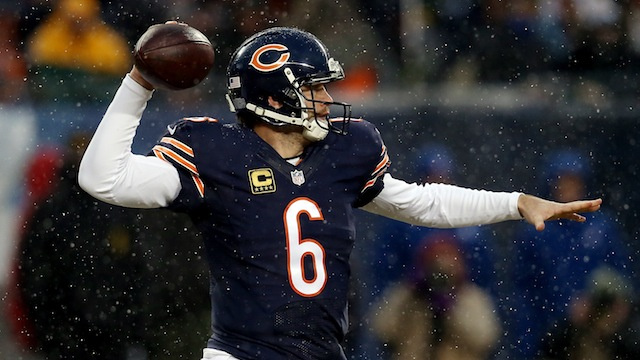 Jay Cutler Just Got Himself A Big Contract