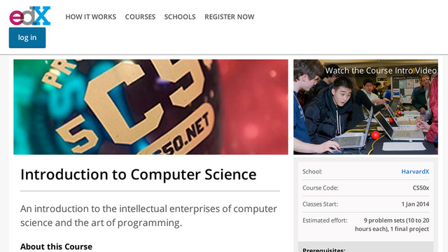 Learn to Code at Harvard for