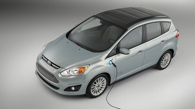 Ford's New Solar-Powered