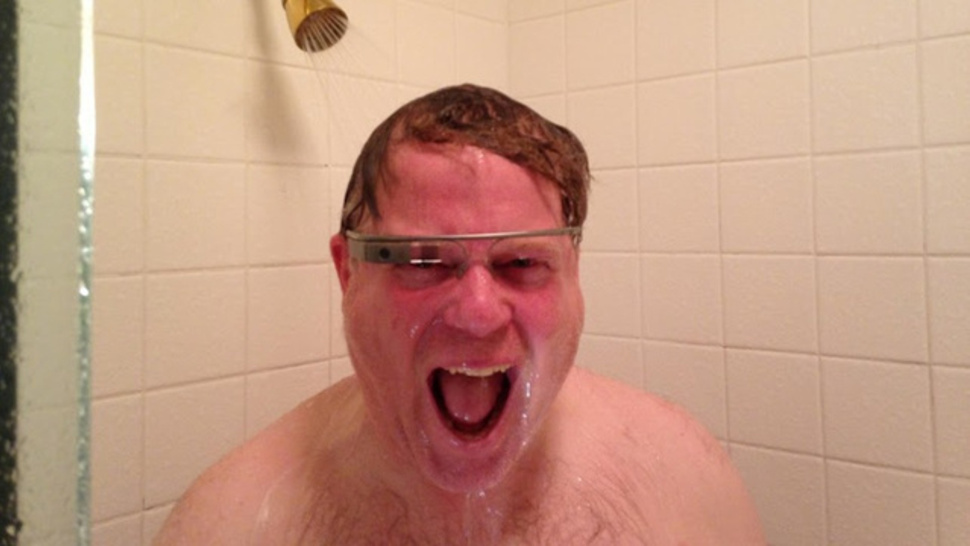 Google Glass Fanboy Robert Scoble Breaks Creepiness Record