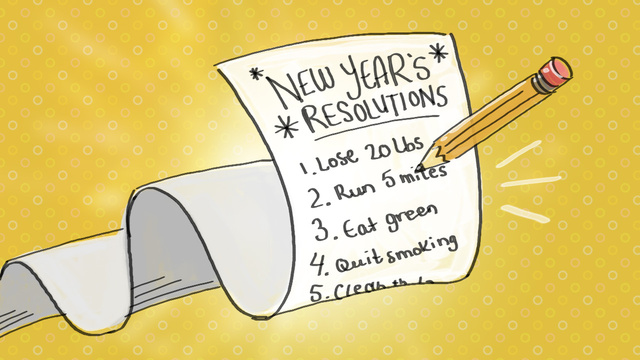 What Are Your New Year's