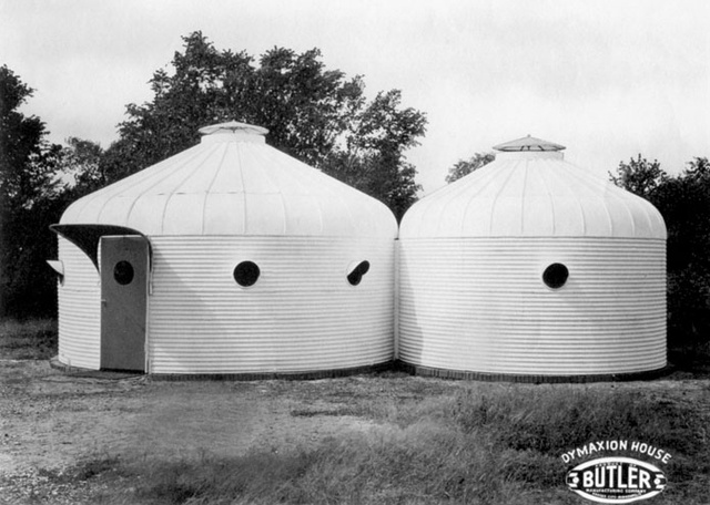 Bucky Fuller's Long-Lost WWII Shelters Rediscovered In New Jersey