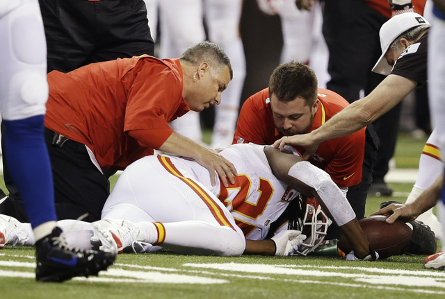 Why The Chiefs Lost: Chiefs players might feel terrible this mo…