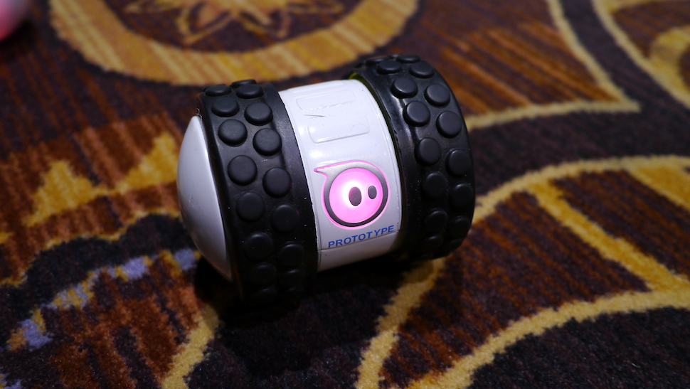 The Sphero 2B Is A Cute Little Robot Toy That Can Run Faster Than You