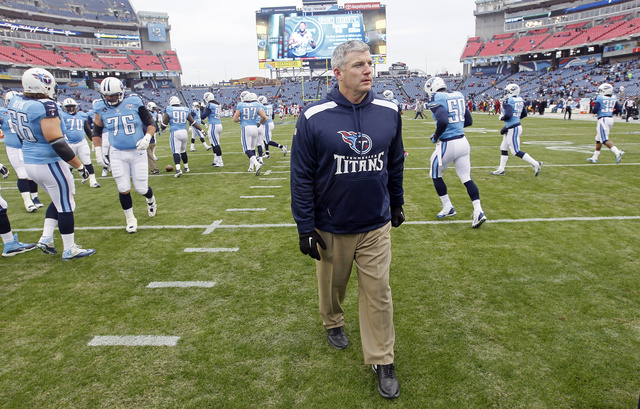 Mike Munchak Left The Titans Rather Than Fire His Assistants