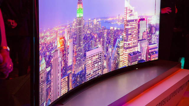 Why Curved TVs Aren't Just Another Gimmick