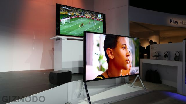 Sony's Brand New 4K TVs: No Gimmicks, Just Beautiful