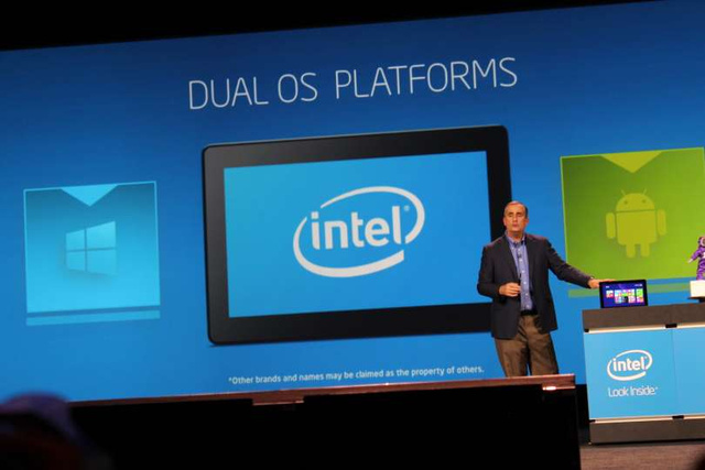 Intel Dual OS: Stuffing Android and Windows Into the Same PC