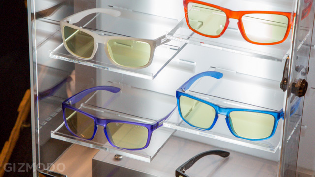 These Colorful Computer Glasses Are Fun! But, Uh, Computer Glasses