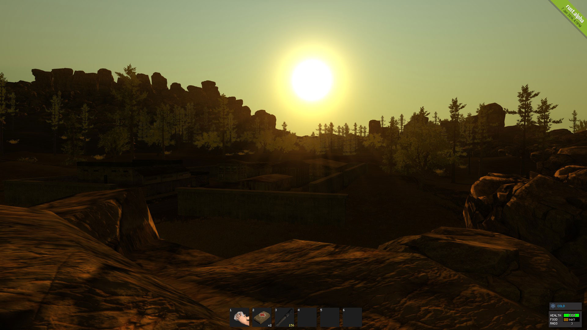 Rust Is Dayz Vs Minecraft And It Will Kick Your Arse