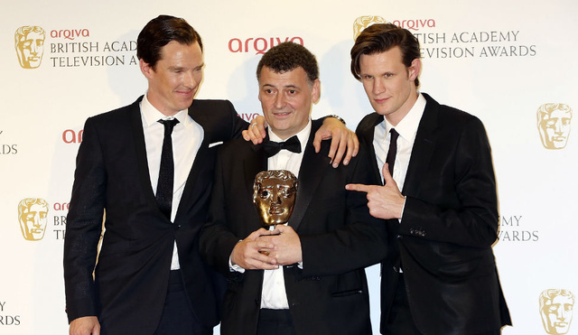 Brace Yourself: Matt Smith Could Join Benedict Cumberbatch On Sherlock