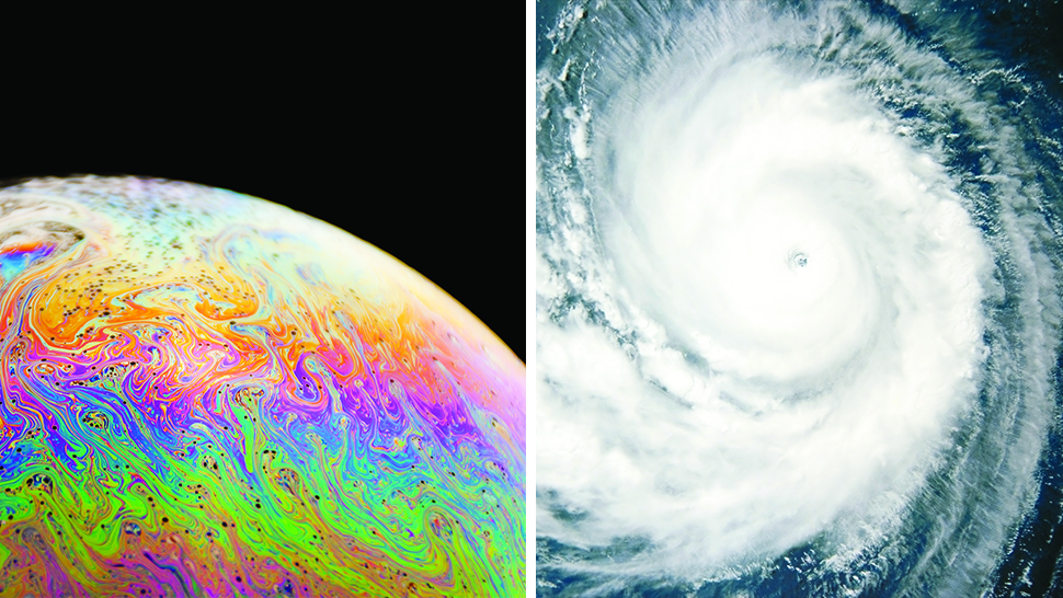 the relationship of typhoons to the Relationship between the number of summer typhoons engendered over the northwest pacific and south china sea and main climatic conditions in the preceding winter.