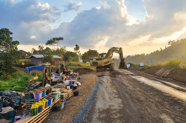 A Massive Road-Building Initiative Is Transforming Africa's Landscape