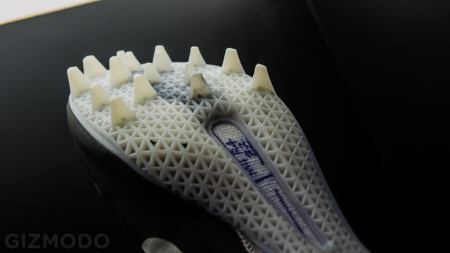 How 3D Printing Supercharged Nike's New Super Bowl Cleat