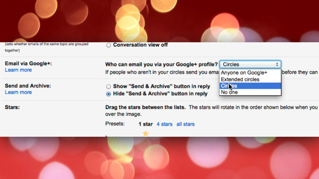 How to Disable Gmail's New