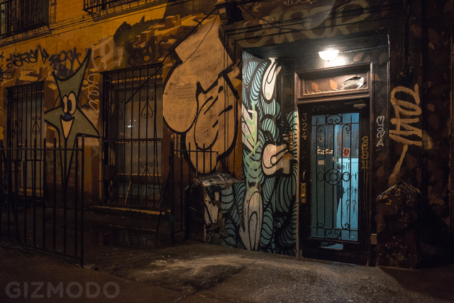 Tour a Secret Art Show Inside a Condemned NYC Apartment Building