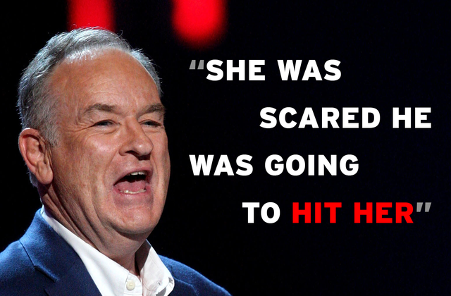 Bill O'Reilly Terrorized Another Female Fox News Staffer