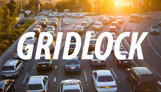 5 of the Worst Traffic Jams in
