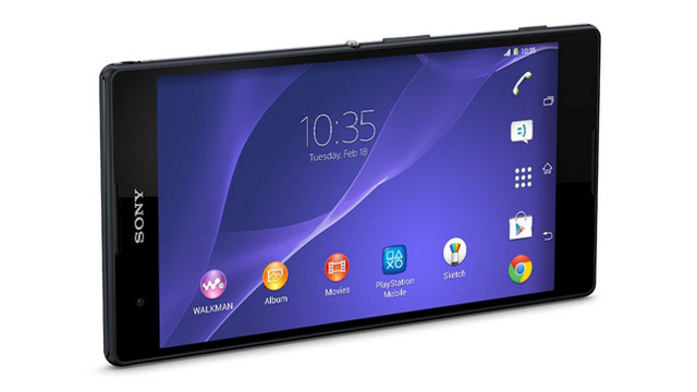Sony's Xperia T2 Ultra: