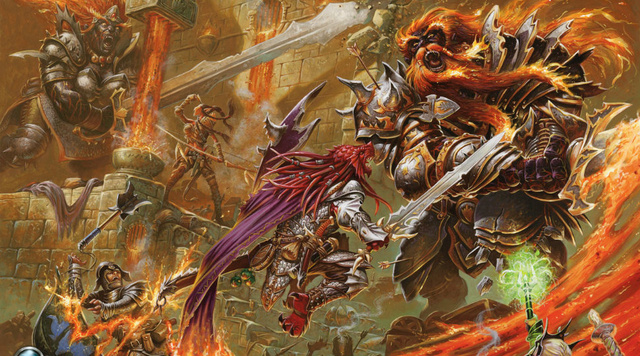 Why Dungeons & Dragons Still Matters