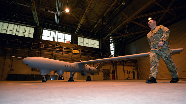 This Is Where Drone Operators Kill People by Remote Control