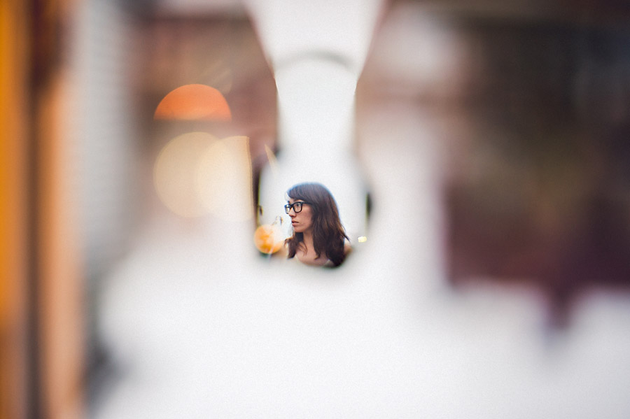 Use a Bare Convex Lens Element to Give Your Photos Some Flare