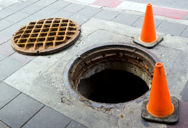 Manholes In D.C. Are So Full of Methane They're Ready to Explode